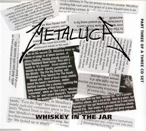 Metallica: Whiskey In The Jar - Cover