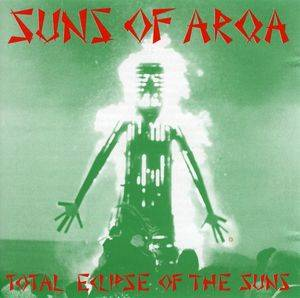 Cover - Suns Of Arqa: Total Eclipse Of The Suns