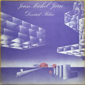 Cover - Jean Michel Jarre: Deserted Palace