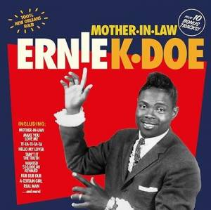 Cover - Ernie K-Doe: Mother-In-Law