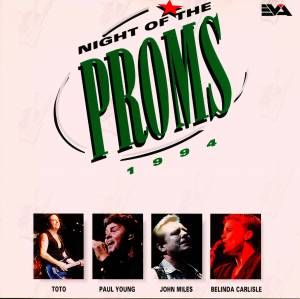 "Cover - ""Proms"" Choir & Il Novecento: Night Of The Proms '94"