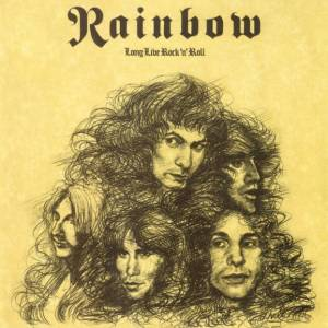 Rainbow: Long Live Rock 'n' Roll - Cover