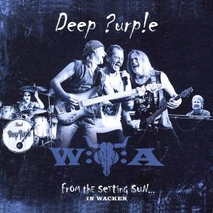 Deep Purple: From The Setting Sun... (In Wacken) - Cover