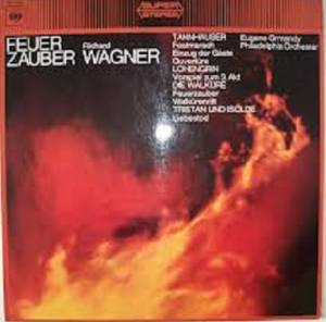 Cover - Richard Wagner: Feuerzauber