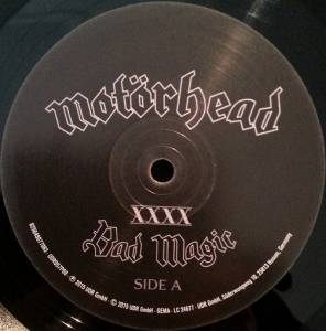 Motörhead: Bad Magic (LP + CD) - Bild 8