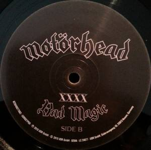Motörhead: Bad Magic (LP + CD) - Bild 9