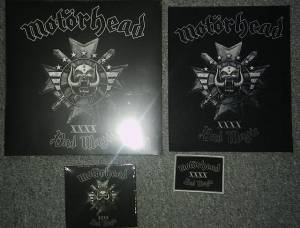 Motörhead: Bad Magic (LP + CD) - Bild 2