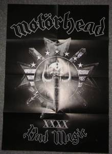 Motörhead: Bad Magic (LP + CD) - Bild 3