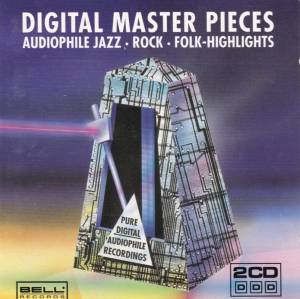 Cover - Silvia Droste: Digital Master Pieces - Audiophile Jazz Rock Folk-Highlights