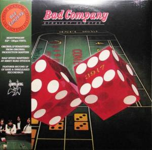 Bad Company: Straight Shooter (2-LP) - Bild 1