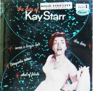Cover - Kay Starr: Hits Of Kay Starr - Part 1, The