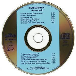 Reinhard Mey: Starportrait (2-CD) - Bild 3