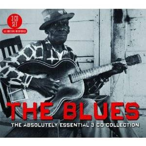 Blues - The Absolutely Essential 3 CD Collection, The - Cover