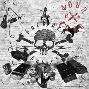 Cover - Backyard Babies: 4our By 4our