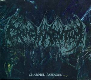 Cruciamentum: Charnel Passages - Cover