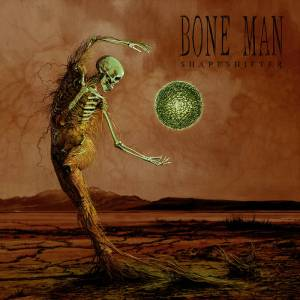 Bone Man: Shapeshifter - Cover