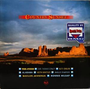 Cover - Gail Davies: Country Sunset