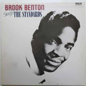 Cover - Brook Benton: Sings The Standards
