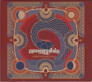 Amorphis: Under The Red Cloud (CD) - Bild 1