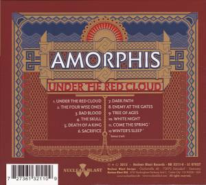 Amorphis: Under The Red Cloud (CD) - Bild 2