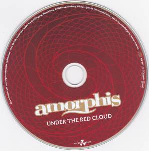 Amorphis: Under The Red Cloud (CD) - Bild 4