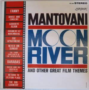 Cover - Mantovani: Moon River And Other Great Film Themes