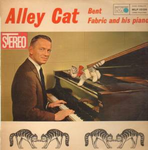 Cover - Bent Fabric: Alley Cat
