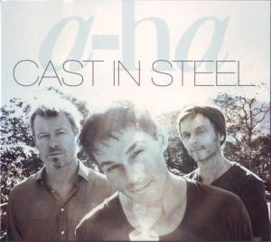 a-ha: Cast In Steel - Cover