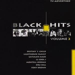 Cover - 702: Black Hits Volume 2