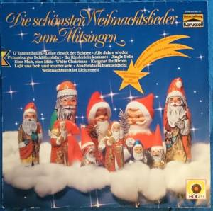 Weihnachtslieder Zum Mitsingen.Die Schönsten Weihnachtslieder Zum Mitsingen Lp