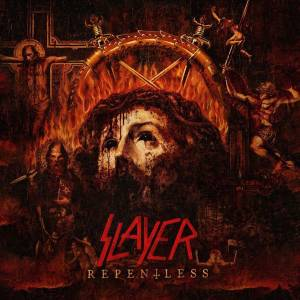 Slayer: Repentless (2015) - Cover