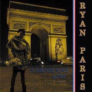 Cover - Ryan Paris: Parisienne Girl