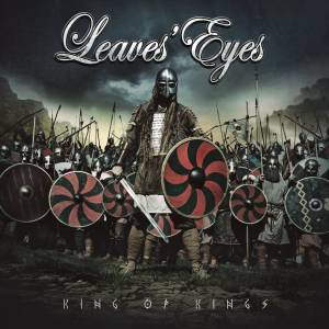 Leaves' Eyes: King Of Kings - Cover