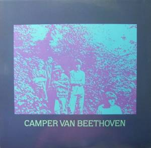 Cover - Camper Van Beethoven: II & III & Plus