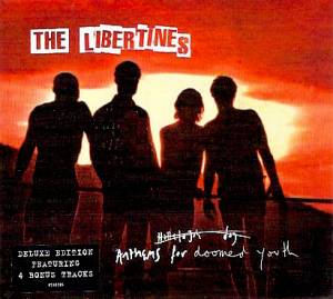 Cover - Libertines, The: Anthems For Doomed Youth
