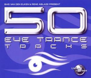 Eye-Trance - 50 Eye Trance Tracks - Cover