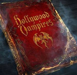 Hollywood Vampires: Hollywood Vampires - Cover