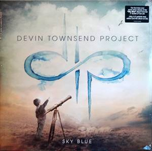 The Devin Townsend Project: Sky Blue - Cover