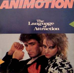 Cover - Animotion: Language Of Attraction, The