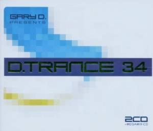 Cover - Substate: Gary D. Presents D.Trance 34