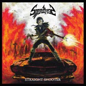 Speedtrap: Straight Shooter - Cover