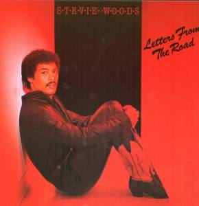 Cover - Stevie Woods: Letters From The Road
