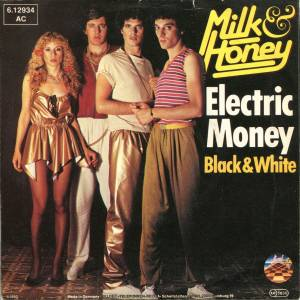 Cover - Milk & Honey: Electric Money