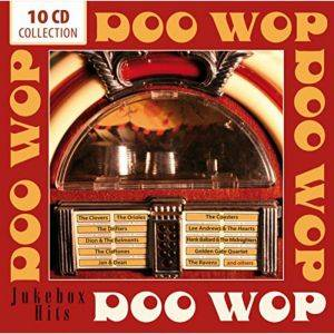 Cover - Jesters, The: Doo Wop Jukebox Hits
