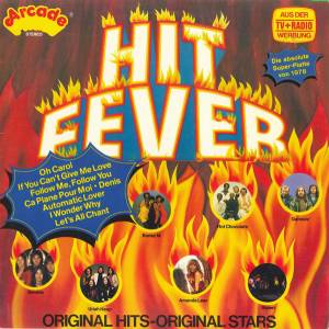 Hit Fever - Cover
