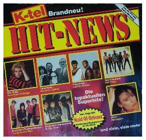 K-Tel Hit-News 82 - Cover