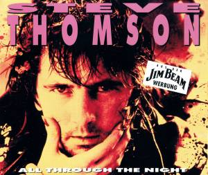 Cover - Steve Thomson: All Through The Night