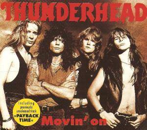 Cover - Thunderhead: Movin' On