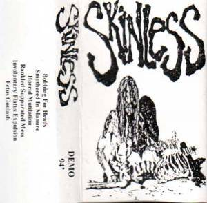 Cover - Skinless: Demo 1994