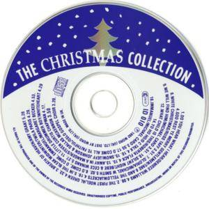 Cover - Margaret Becker: Christmas Collection, The